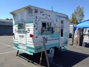 San Diego, Homemade Icecream, Ice Cream, Mole, Mini Trailer, Catering