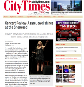 This story ran on the print and digital edition of the City Times newspaper.